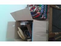 Car boot box