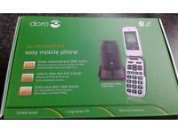 UNLOCKED Doro PhoneEasy 610 Mobile Phone.