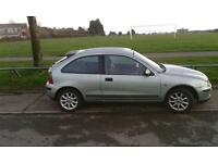 Rover 25 10 months mot 4 months tax only 87000 miles