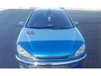 Peugeot 206 1.1 low milage 20000 miles only