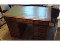 Reproduction old style desk