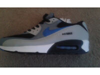 Men's Nike Trainers Air Max 90 Brand New, Boxed, NEVER worn.