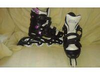 Roller Blades / Skates (size 5-8)