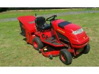 """Countax C600H Ride on Mower 16HP V Twin Engine 42"""" Cut"""