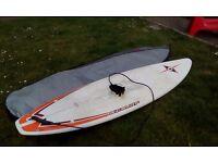 """Bic sport surfboard. 6'7"""" surf board"""