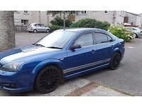 Ford mondao ST220 performance blue
