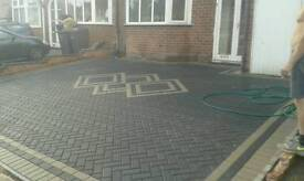 Driveways & Paving (Block paving, Tarmac, Brickwork at cheap affordable prices)