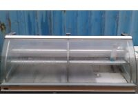 REFRIGERATOR DISPLAY CABINET 200 cm ( CAKES AND OTHER PRODUCTS) REFURBISHED