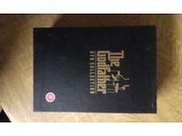 GODFATHER DVD BOX SET/DVD/FILMS/TV
