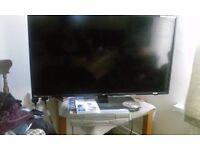 """42"""" LCD Bush TV"""