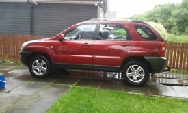 05 sportage for sale