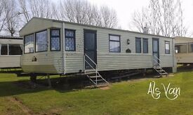 Beautiful 3-bed, (7-berth), static caravan for holiday lets at Ashcroft Coast, Minster, Sheppey