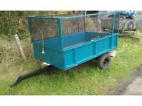 good condition trailer