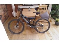 Gents mountain bike, good condition.