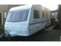 Coachman Pastiche 520/4 2004 excellent condition well loved and looked after . Incudes everything !