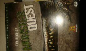 monster quest box set