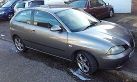 Seat Ibiza TDI Sport 6speed (pd130) long MOT