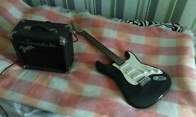 Guitar package for beginner