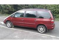 Ford Galaxy Tdi 19 7 Seater £800 ono