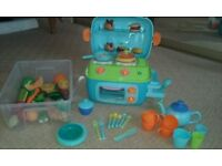 ELC portable play cooker