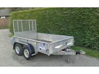 Ifor williams 2.7T general duty trailer