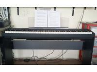 Yamaha Digital piano P-85 with original stand