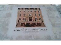 Featherstone Hall Hotel – a Dolls House Story