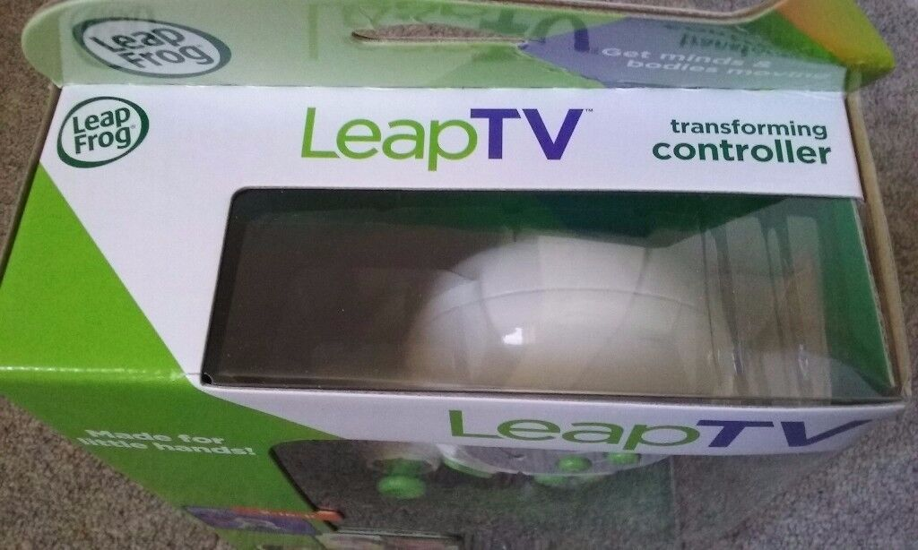 Leap TV Transforming Controller Brand New