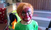 FACE PAINTING AND FUN WITH DISCOUNT BALLOONS!