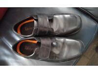 Mens M&S Air Flex black shoes