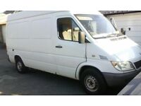 van and man for hire