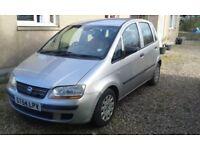 Fiat Idea 1.3 Diesel Spares or Repair