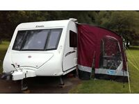 4 berth 2010 Elddis Avante 524 Inc Mover/Awning