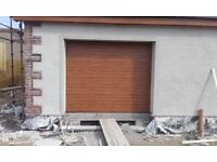 garage doors for a - rating and air tightness issues
