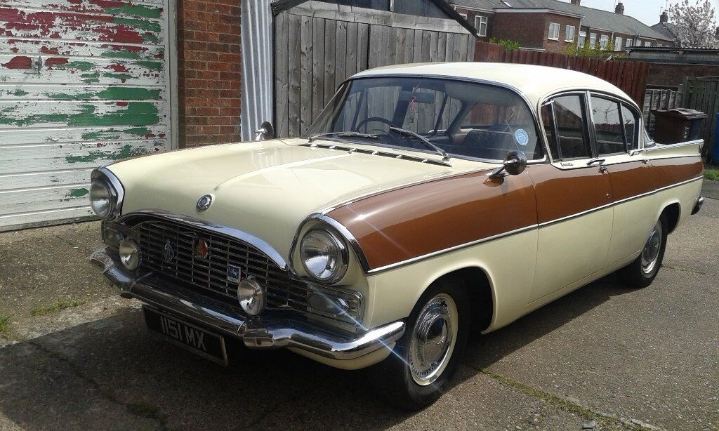vauxhall cresta 1962 classic car for sale | in Hull, East Yorkshire ...