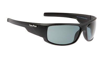 1.50 Ugly Fish Polarised Sunglasses Typhoon PN24031 Black//Brown Bifocal Lens