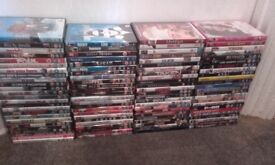120 dvds some new