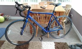 Carrera Karkinos very good condition shimano tourney gears