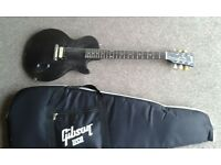 Gibson Les Paul CM One 2015 Satin Ebony Brand New & Gigbag