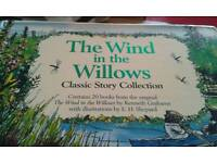 Wind in the willows Collector's box set