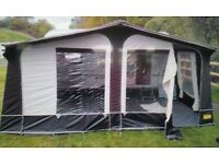Awning. Riviera Province Caravan Awning