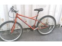 DAWES SARATOGA RETRO MOUNTAIN BICYCLE 24 SPEED 26 INCH WHEEL AVAILABLE FOR SALE