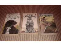 Watership Down/Shardvark/Plague Dogs