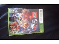 Lego movie game x box 360