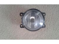 Ford fiesta fog light used nsf