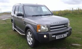 Land Rover Discovery 3 2.7 HSE