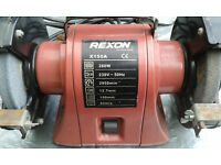 Bench Grinder by REXON GWO / Good Condition - £13.50 - CR2