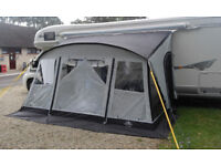Swift 390 Super Deluxe Lightweight Porch Awning