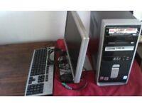 HP Compaq Presario SR5450F Desktop PC - Excellent Condition