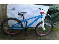 Mountain bike jump bike
